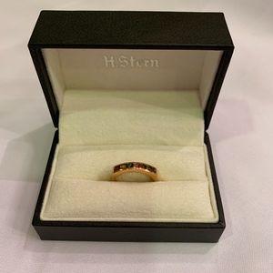 Jewelry   Galleria Armadoro Ring Rose Gold Cz And Pearl   Poshmark 2075e01b5196